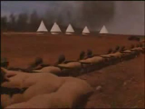 The Lighthorsemen (1987) - Australian 4th Light Horse Charge