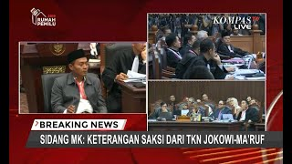 Video Tim Hukum 02 Cecar Saksi 01 Terkait Kehadiran Jokowi & Pembicara di Pelatihan TKN MP3, 3GP, MP4, WEBM, AVI, FLV September 2019