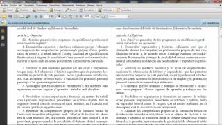 Umh0455 2013-14 Lec001 El Sistema Escolar Español. Tipología De Centros Escolares. Parte 036 PQPI