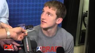 Cody Zeller Draft Combine Interview