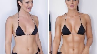 Everyday Full Body Contour Routine: Legs, Booty, Boobs, Abs + MORE! by Chloe Morello
