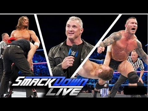 WWE SMACKDOWN LIVE 24/10/17 highlights HD. WWE Smackdown LIVE 24 October Highlights HD