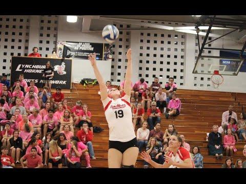 Lynchburg Volleyball vs Virginia Wesleyan