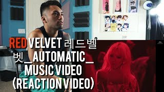 Red Velvet 레드벨벳_Automatic_Music Video - (Reaction Video)