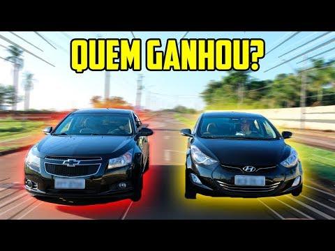 CARRO DO JUNINHO vs CARRO DO ROSSINI ( CORRIDA!! )