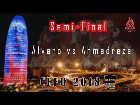 CFFO 2018 Semi-Final | Álvaro vs Ahmadreza
