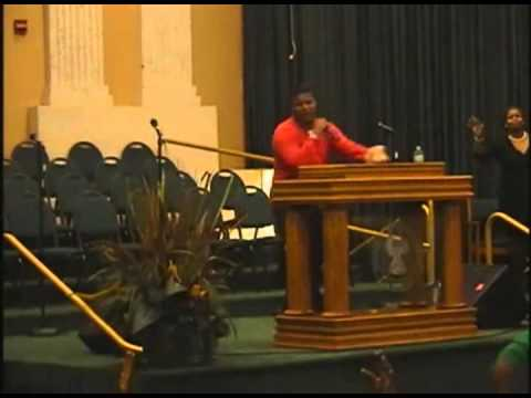 Cooper Temple COGIC - Youth Praise Break w/Leo Stoney