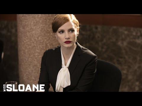 Miss Sloane (Clip 'The Cause')