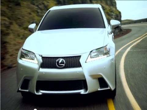 SPEED TV's Shut Up and Drive – Episode 1 – Lexus GS F SPORT