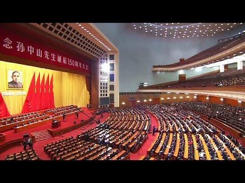 Κίνα: Ενότητα ζητεί ο πρόεδρος της χώρας, με το βλέμμα στο Χονγκ Κονγκ