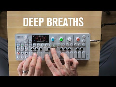 Producing a song from an OP-1 synthesizer