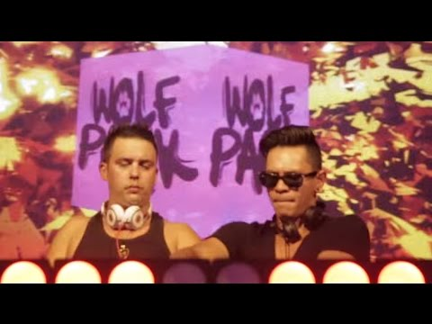 Wolfpack & Ale Mora - H.A.M. ( Official Video ) - OUT NOW ON SMASH THE HOUSE