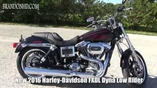 3. 2016 Harley Davidson Dyna Low Rider - 2017 Harleys Release date TBA
