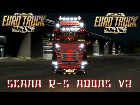 Scania R-S Adons v2 1.30