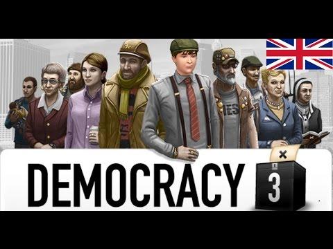 Democracy 3 Year 8 - Environment Gains