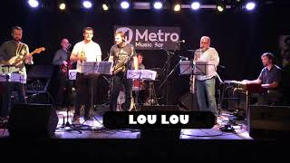 Humps Hump, Lou Lou band, Metro Music Bar Brno