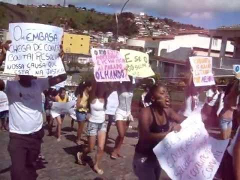 Manifestação em Mutuípe parte 3