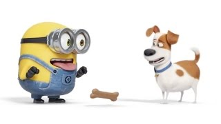 Nonton Minions Vs  The Secret Life Of Pets   Official Teaser  2016  Film Subtitle Indonesia Streaming Movie Download