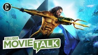 Aquaman 2: Sequel Already in Early Development - Movie Talk by Collider