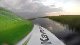 10. Kawasaki STX-R Creek Run