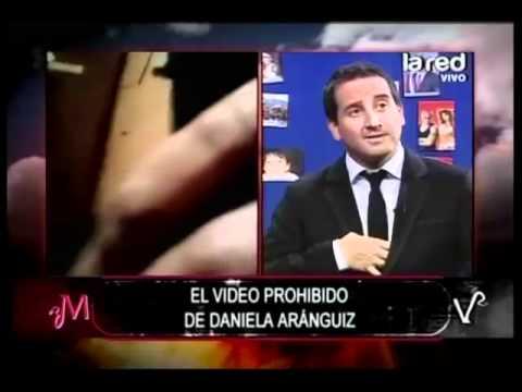 Afectada por el vídeo prohibido de Daniela Aránguiz asegura querella