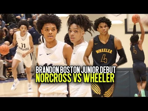 Brandon Boston & Norcross Face Off Against HUNGRY Wheeler Squad in Season Opener at OTR Tip Off