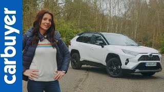 Toyota RAV4 SUV 2020 in-depth review - Carbuyer by Carbuyer