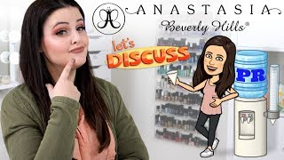 The TRUTH About the Anastasia Beverly Hills PR List