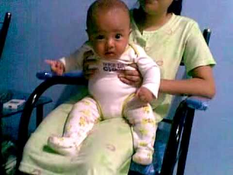 Riffat - This video take were my boy 4 months old.