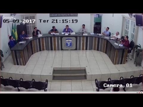 9ª Reunião Ordinária - 05 de Setembro de 2017
