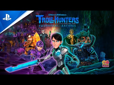 Trollhunters: Defenders of Arcadia - Launch Trailer | PS4