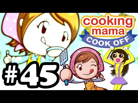 Let's Play Cooking Mama Cook Off #45 Chiffon Cake