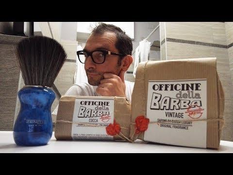 Officine della Barba Vintage e Pre barba Cocca - Zenith 502BC Dark Synth