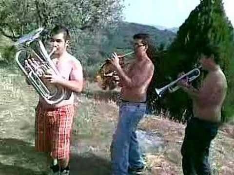 I Musicanti Per Caso - The King