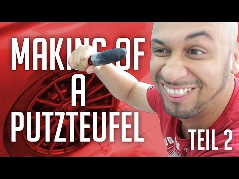JP Performance - Making of a Putzteufel | Teil 2