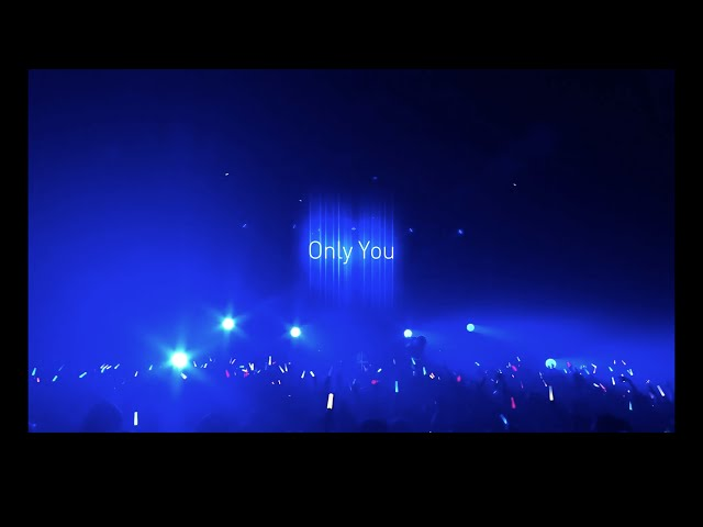 ゆるめるモ!(You'll Melt More!)『Only You(Zepp DiverCity Live Version)』(Official Music Video)