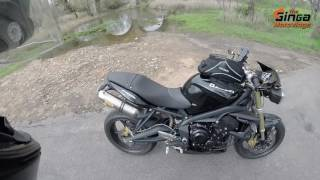 10. 2012 Triumph Street Triple 675 Walk Around