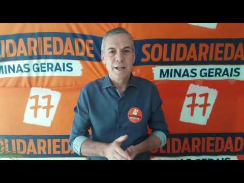 Couto de Magalhães de Minas - Apoio do Deputado Federal Zé Silva - Ademar Picareta