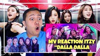 """Video MV REACTION #57 - ITZY """"DALLA DALLA"""" MP3, 3GP, MP4, WEBM, AVI, FLV Februari 2019"""
