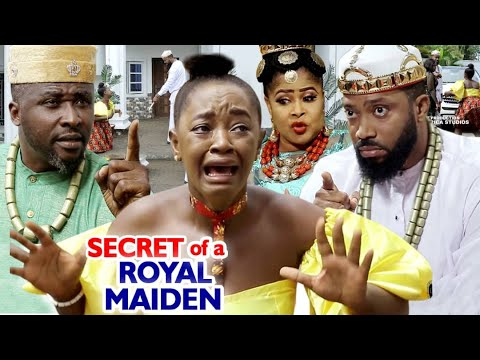 SECRET OF A ROYAL MAIDEN Full Season 1&2 - New Hit Movie (Fredrick / Onny Micheal) 2020 Latest Movie