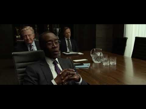 Flight - Denzel Washington - Baseball Board Room Scene