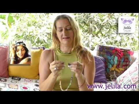 Crystal Healing Harmony Necklace - www.jelila.com