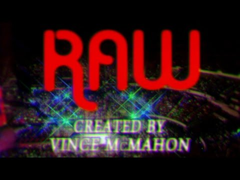raw - What would the opening of Raw look like if the show was sandwiched between