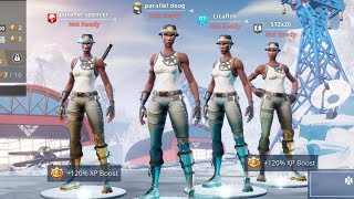 you see this squad coming at you... wyd? (ALL RECON EXPERT)