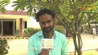 Umesh at 1 Pandhu 4 Run 1 Wicket Movie Team Interview