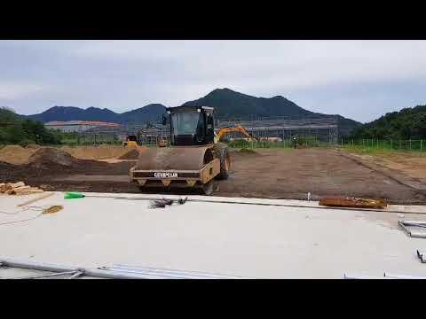 함양 바닥 기초공사