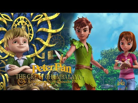 Peterpan Season 2 Episode 17 The Great Chumbalaya  | Cartoon For Kids |  Video | Online