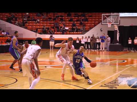 Islanders Men's Basketball at SHSU Highlights