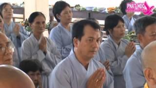 Lễ Cúng Dường Trai Tăng Trường Tại TCPH Đồng Nai.VOB