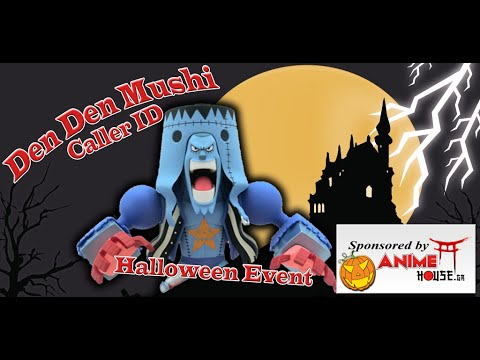 Video of Den Den Mushi Anime Caller ID